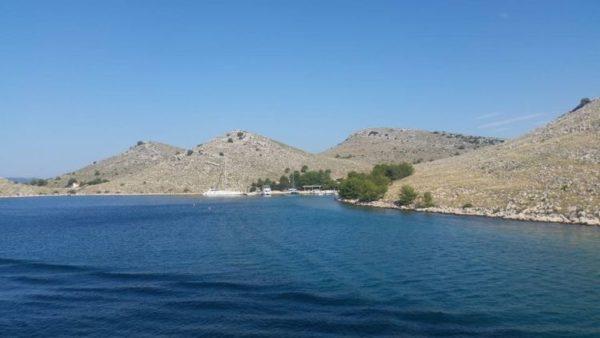 Kornati Islands sailing