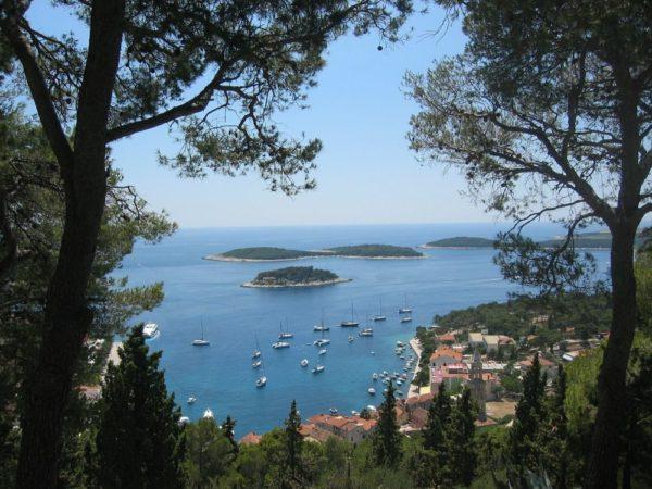 10 day croatia itinerary - hvar