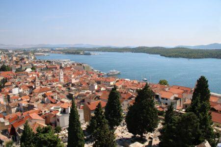 10 day croatia itinerary - sibenik
