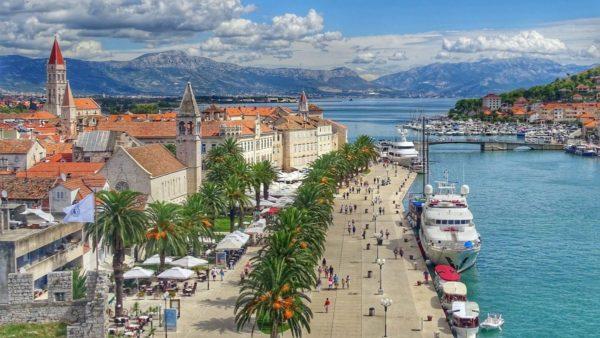 10 day croatia itinerary - trogir