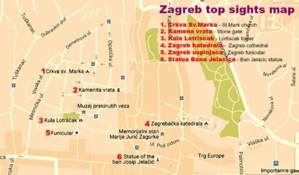 Zagreb Map to Easily Get Around Croatia's Capital (Includes Tram and on xanthi map, madrid map, kyiv map, world map, verviers map, belgrade map, europe map, liechtenstein map, gospic map, vatican city map, veszprem map, prague map, sarajevo map, tallinn map, montenegro map, croatia map, kiev map, bratislava map, minsk map, temuco map,