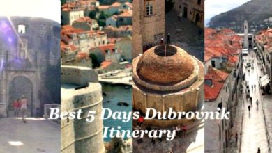 Photo of 5 Days in Dubrovnik Itinerary