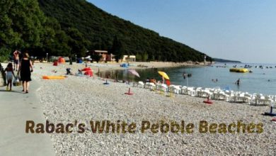 Photo of Best Beaches in Rabac Croatia