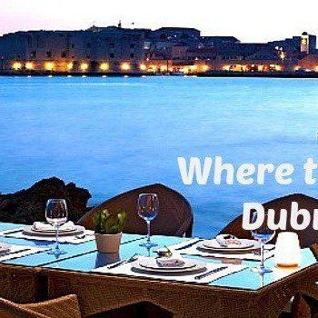 Best Restaurants In Dubrovnik Croatia Wise