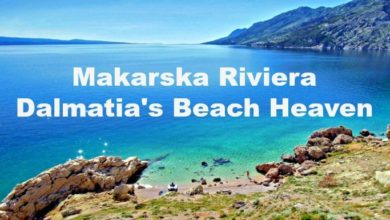 Photo of Best Beaches in Makarska Riviera, Croatia