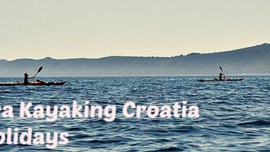 Photo of Top Destinations for Sea Kayaking in Croatia