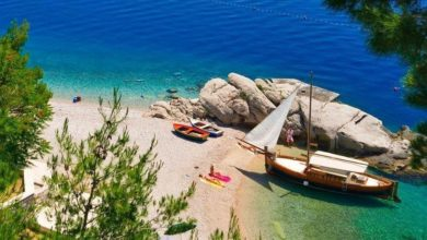 Photo of Brela Croatia: Best Pebble Beaches
