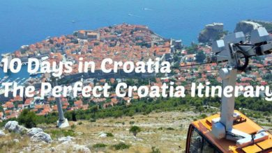 Photo of The Perfect 10 Days in Croatia: Itinerary