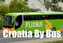 Photo of Traveling Around Croatia by Bus: Cheapest, Fastest Option