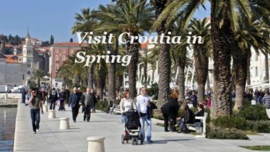 Photo of What to Do in Croatia During the Spring Season