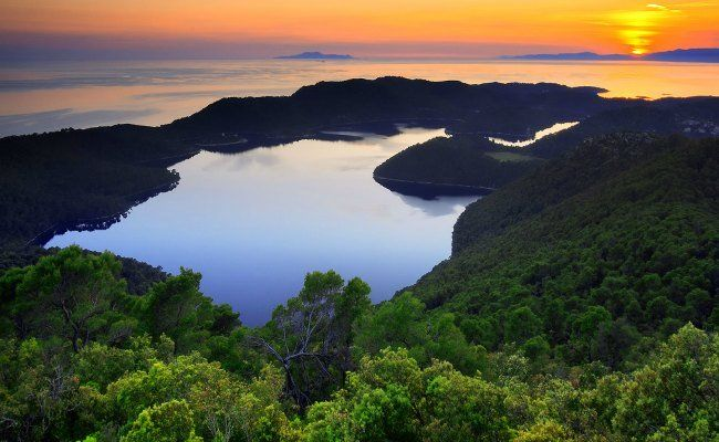 The Magic Of Croatia S Landscape These Are The Best Landscapes In