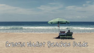 Photo of Croatia Nudist Beaches Guide