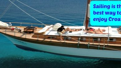 Photo of Croatia Sailing Holidays: The Best Way to Know Croatia