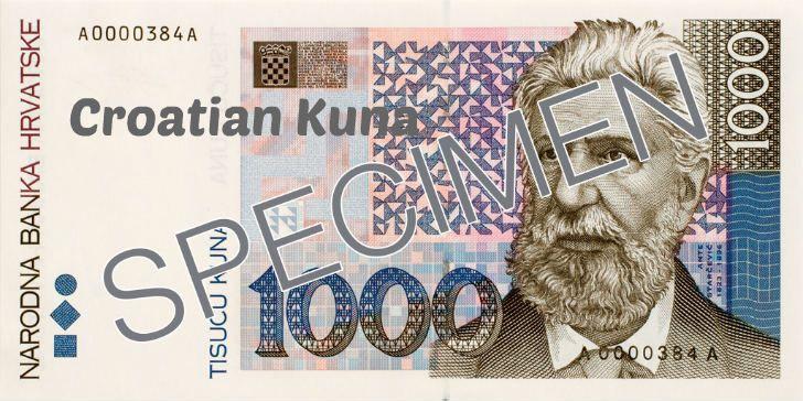 Croatia Currency Guide Kuna And Euros In