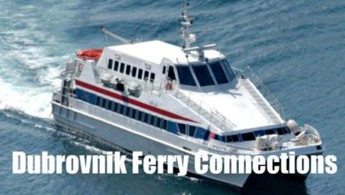 Photo of Ferries to Dubrovnik with Schedule and Rates (2018)