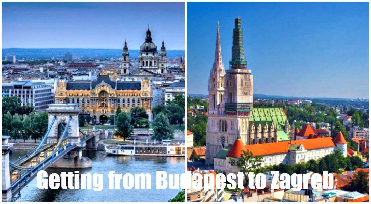 How To Get From Budapest To Zagreb By Bus Train Car Or Plane Croatia Wise