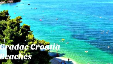 Photo of Gradac, Croatia Beach & What to Do Here to Enjoy Your Time