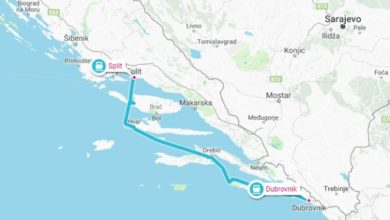 Photo of How to Get from Split to Dubrovnik by Bus, Car, Plane or Boat