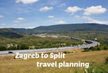 Photo of How to Get from Zagreb to Split (and Split to Zagreb) by Bus, Plane, Car or Train