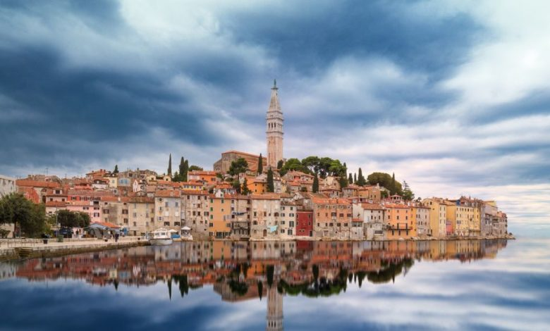 Photo of Istria, Croatia Map