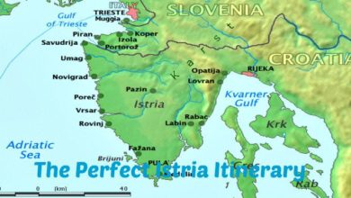 Photo of One Week in Istria Itinerary (7 Days Itinerary)