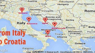 Photo of How to Get from Italy to Croatia by Plane, Ferry, Train or Bus