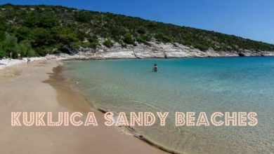 Photo of Best Beaches in Kukljica, Croatia: Sandy Beaches in the Country