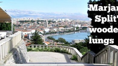 Photo of Hiking Marjan Hill in Split, Croatia: Things to Do and See