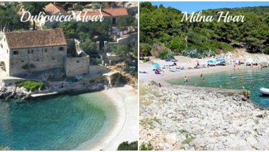 Photo of Hvar, Croatia Beaches: Milna and Dubovica