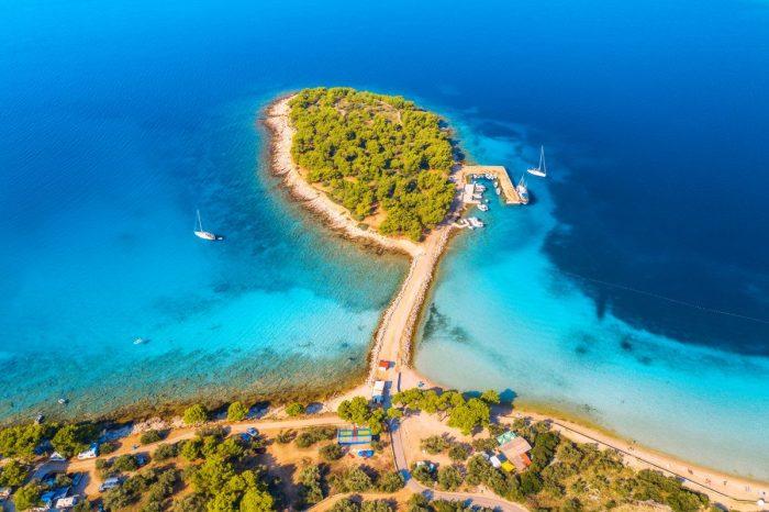 murter island croatia