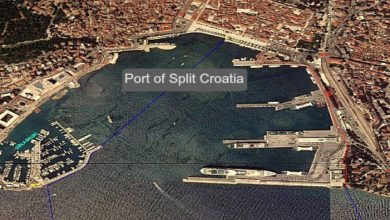Photo of Guide to Port of Split, Croatia (So You Don't Get Lost)