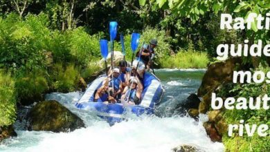 Photo of Guide to Rafting in Croatia (Maps Included)