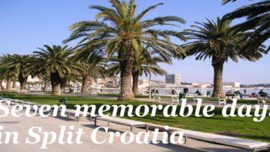 Photo of How to Enjoy 7 Days In Split, Croatia (Itinerary)