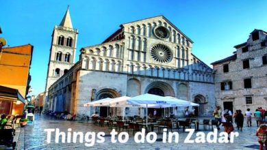 Photo of Top Zadar Attractions: Best Things to Do and See in & around the City