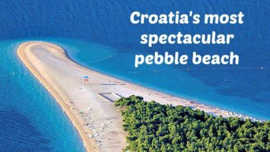 Photo of Zlatni Rat Beach in Croatia: The Most Spectacular Pebble Beach You'll See